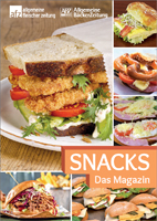 Snacks - Das Magazin 2017