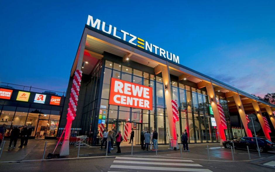 Rewe-Center Weinheim