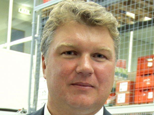 Geschäftsführender Vorstand der Gilde Frischmarkt Essen: Rolf Strobel