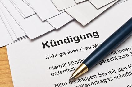 Kündigungsschutz Entlassung Im Kleinbetrieb