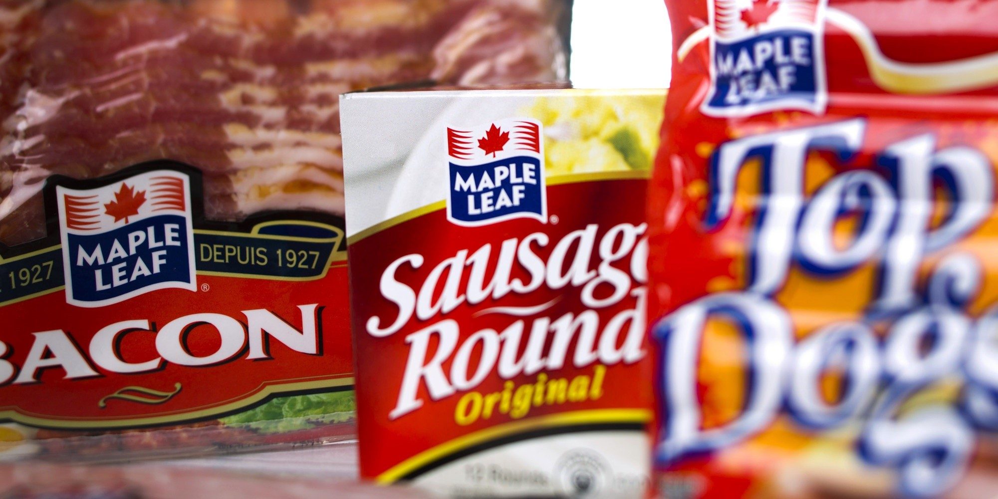 """the products of maple leaf foods Mississauga, ontario – maple leaf foods has reached a definitive agreement to acquire field roast grain meat co for $120 million field roast produces grain-based """"meat"""" and vegan cheese products, with sales of approximately $38 million."""