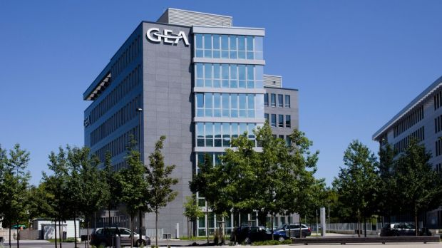 GEA Center in Düsseldorf.