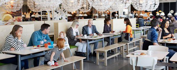 systemgastronomie kunden lieben ikea. Black Bedroom Furniture Sets. Home Design Ideas