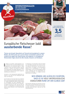 Vlam Belgian Meat Office Meat News