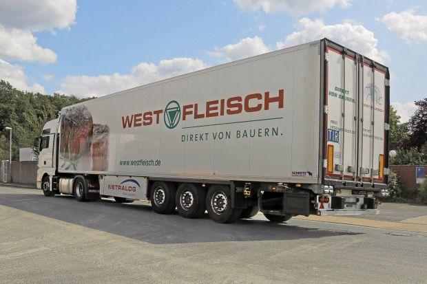 Westfleisch superó a Vion en 2019 y quedó en segundo lugar en el matadero de cerdos más grande de Alemania.